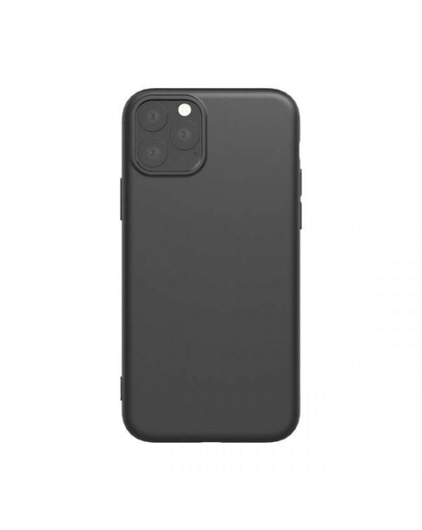 Blu Element - Gel Skin Case Black for iPhone 11 Pro Max