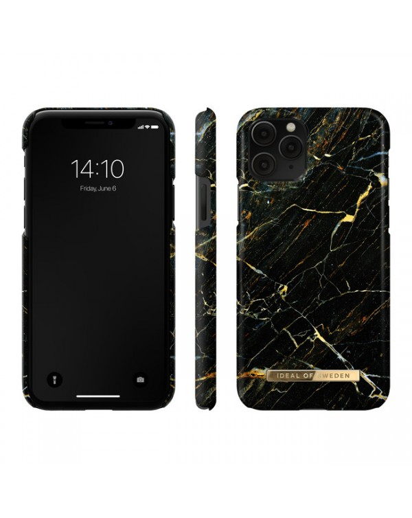Ideal of Sweden - Fashion Case Port Laurent Marble for iPhone 11 Pro/XS/X
