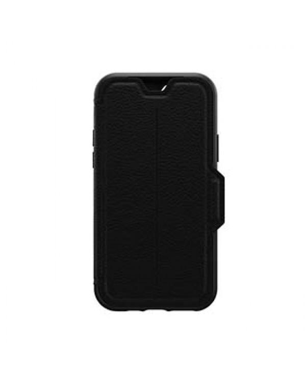 iPhone 11 Pro Otterbox Black (Shadow) Strada Leather Folio Case