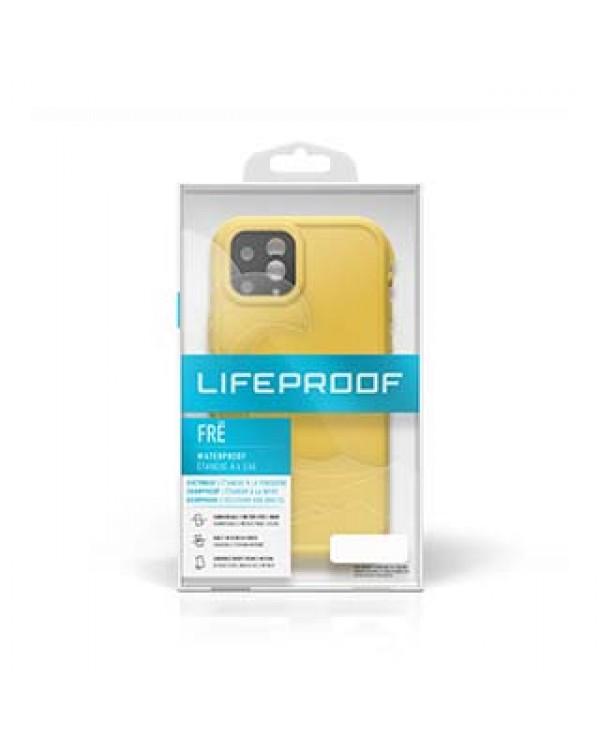 iPhone 11 Pro LifeProof Yellow (Atomic #16) Fre case