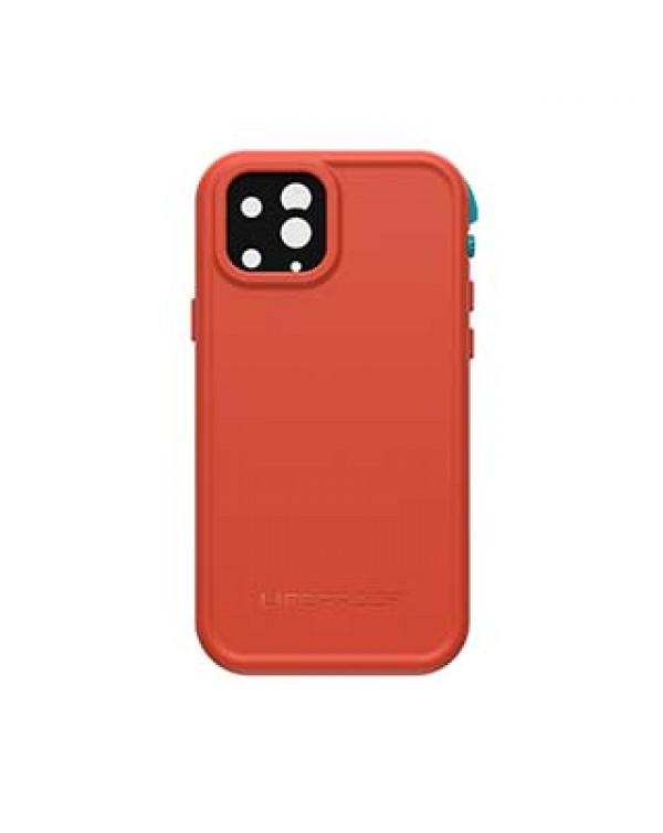 iPhone 11 Pro LifeProof Blue/Orange (Fire Sky) Fre case