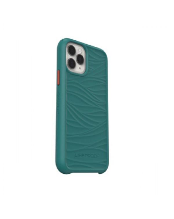 iPhone 11 Pro LifeProof Green/Orange (Down Under) Wake Recycled Plastic Case