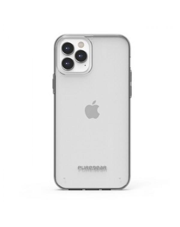 iPhone 12/12 Pro PureGear Clear Slim Shell Case w/Anti-Yellowing Coating