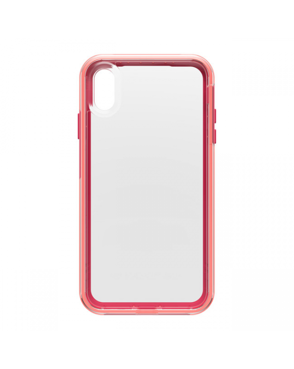 LifeProof - Slam Dropproof Case Coral Sunset (Clear/Coral/Pink) for iPhone XS Max