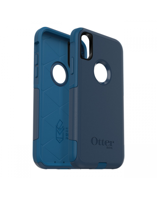 Otterbox - Commuter Protective Case Bespoke Way (Blue) for iPhone XR