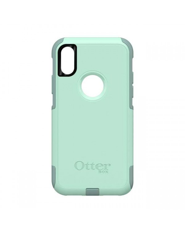 Otterbox - Commuter Protective Case Ocean Way (Aqua) for iPhone XR
