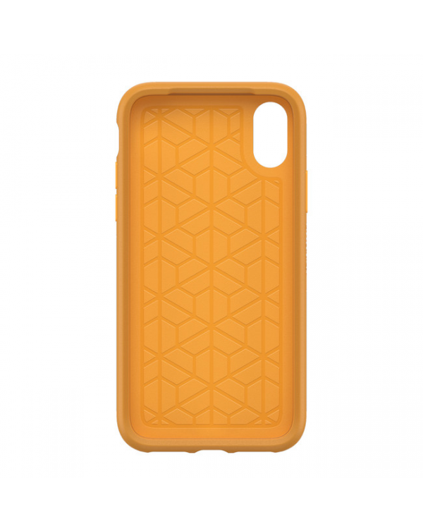 Otterbox - Symmetry Protective Case Aspen Gleam (Citrus) for iPhone XR