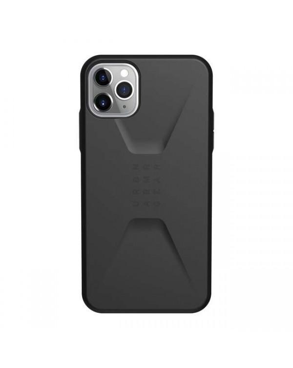 UAG - Civilian Rugged Featherlight Case Black for iPhone 11 Pro Max