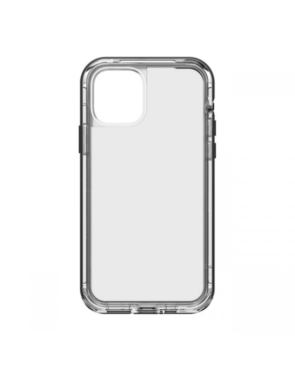 LifeProof - Next Dropproof Case Black Crystal (Clear/Black) for iPhone 11 Pro