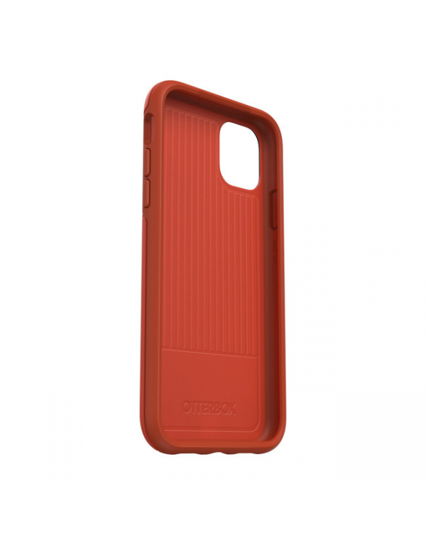 Otterbox - Symmetry Protective Case Risk Tiger (Mandarin Red/Pureed Pumpkin) for iPhone 11 Pro