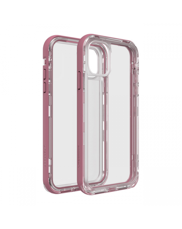 LifeProof - Next Dropproof Case Rose Oil (Clear/Heather Rose) for iPhone 11