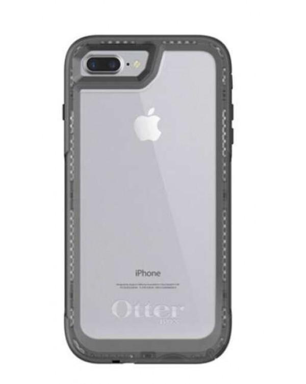 Otterbox - Pursuit Protective Case Black/Clear for iPhone 7 Plus