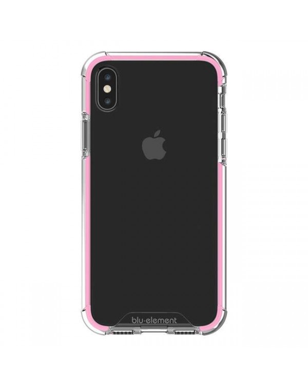 Blu Element - DropZone Rugged Case Pink for iPhone XS Max