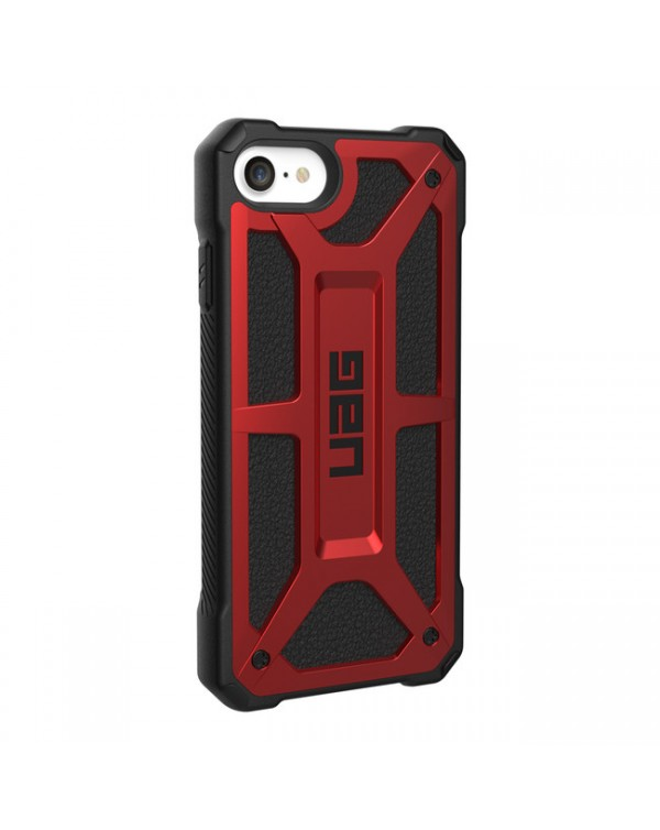 UAG - Monarch Rugged Crimson (Red) for iPhone SE 2020/8/7/6S/6