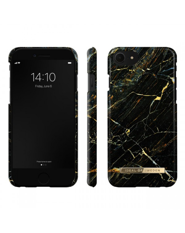 Ideal of Sweden - Fashion Case Port Laurent Marble for iPhone SE/8/7/6s/6
