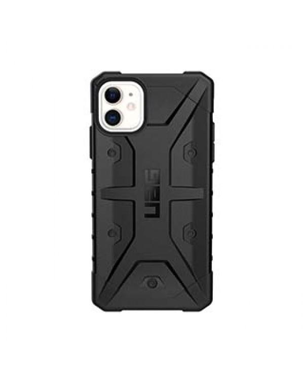 iPhone 11/XR UAG Black Pathfinder Case