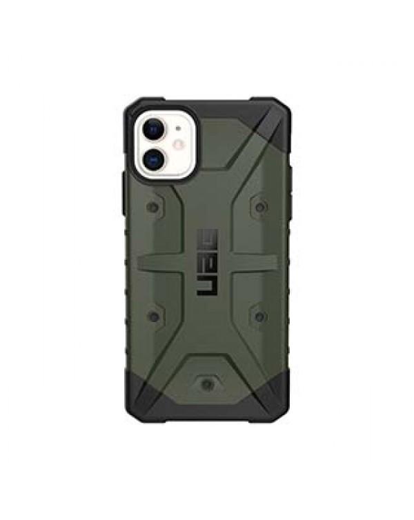 iPhone 11/XR UAG Green (Olive Drab) Pathfinder Case