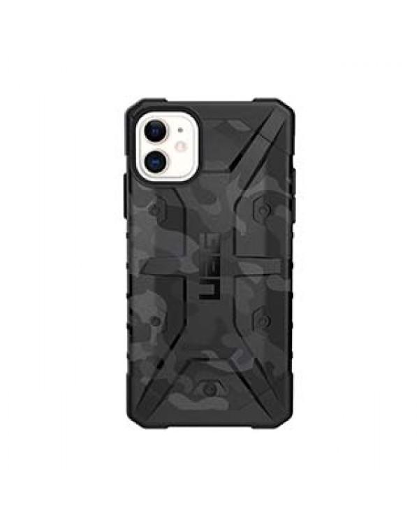 iPhone 11/XR UAG Gray/Black (Midnight Camo) Pathfinder SE Case
