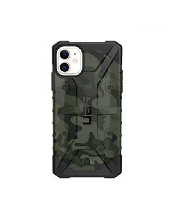 iPhone 11/XR UAG Green/Black (Forest Camo) Pathfinder SE Case