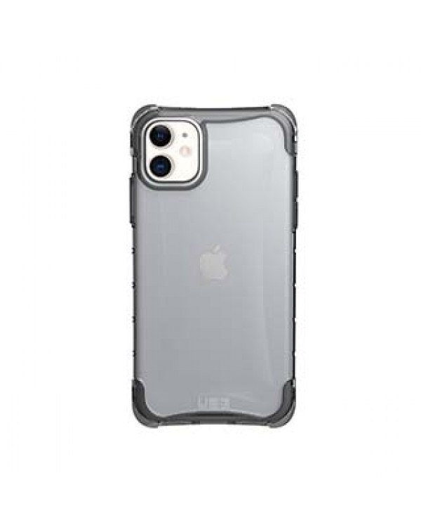 iPhone 11/XR UAG Clear/Black (Ice) Plyo Case
