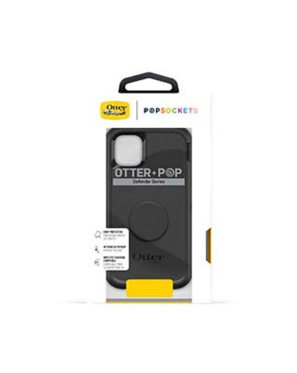 iPhone 11/XR Otterbox + POP Black Defender Series Case