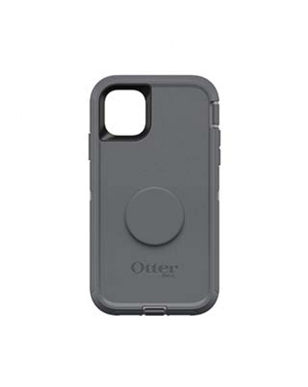 iPhone 11/XR Otterbox + POP Grey/Grey (Howler) Defender Series Case