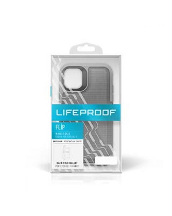 iPhone 11 Pro LifeProof Grey (Cement Surfer) Flip Series Case