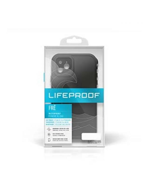 iPhone 11 LifeProof Black Fre case