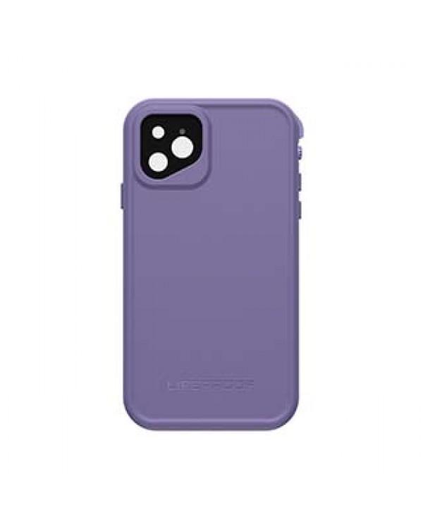 iPhone 11 LifeProof Lavender/Purple (Violet Vendetta) Fre case