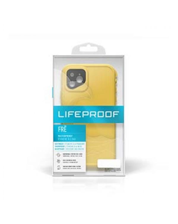 iPhone 11 LifeProof Yellow (Atomic #16) Fre case