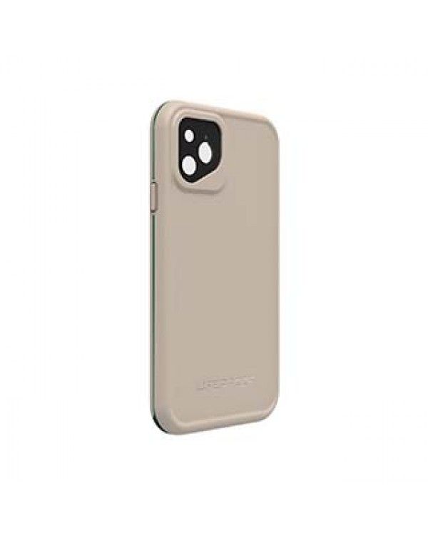 iPhone 11 LifeProof Grey (Chalk It Up) Fre case