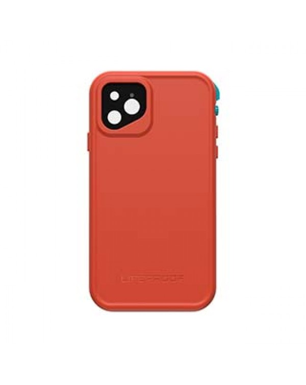 iPhone 11 LifeProof Blue/Orange (Fire Sky) Fre case