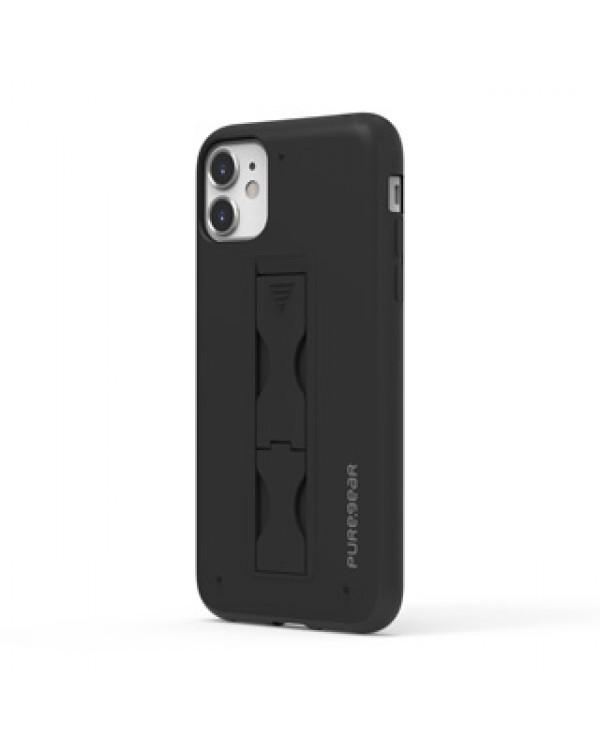 iPhone 11 PureGear Black SlimStik Kickstand Case