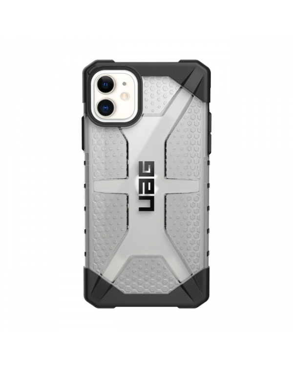 UAG - Plasma Rugged Case Ice (Clear) for iPhone 11