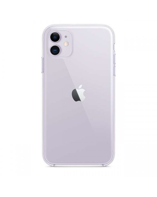 Apple - Clear Case for iPhone 11