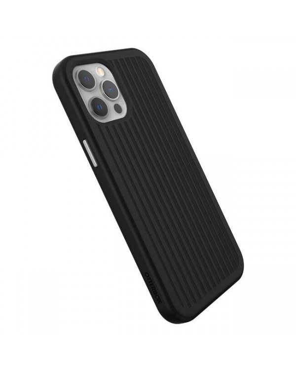 Otterbox - Easy Grip Gaming Case Black for iPhone 12 Pro Max