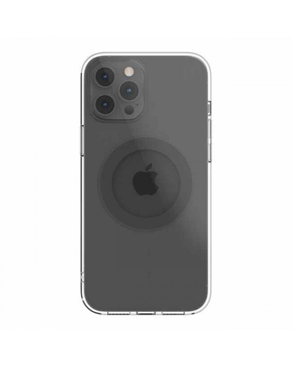 Blu Element - MagClear Case Clear for iPhone 12/12 Pro