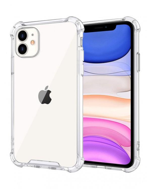 Capsul Air Crystal Case for Apple iPhone 12 Mini Clear
