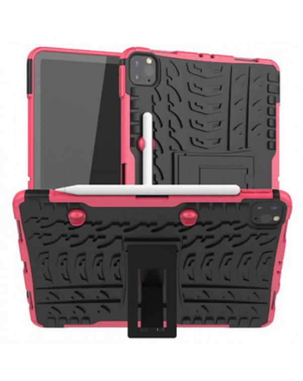 Snap-On Shell iPad Air 4th Generation/White/Pink