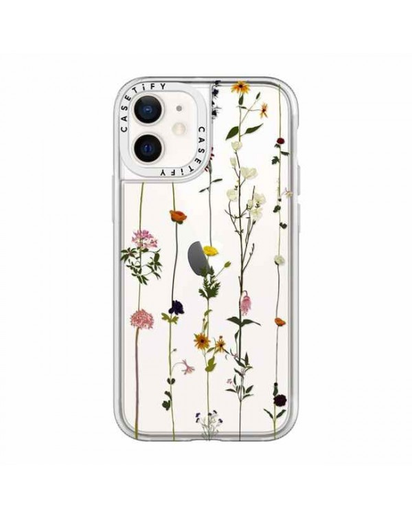 Casetify - Grip Case Floral for iPhone 12 mini