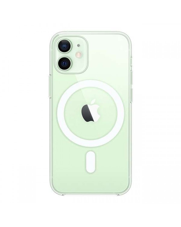 Apple - Clear Case with MagSafe for iPhone 12 mini
