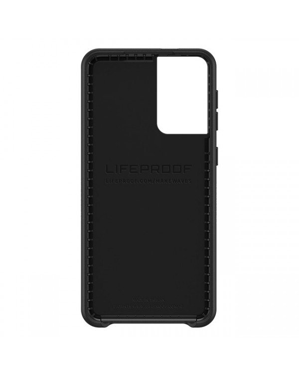 LifeProof - Wake Dropproof Eco Friendly Case Black for Samsung Galaxy S21+