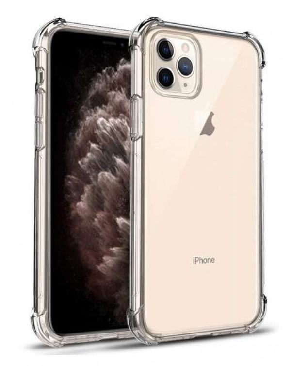 Capsul Air Crystal Case for Apple iPhone 12 Pro Max Clear