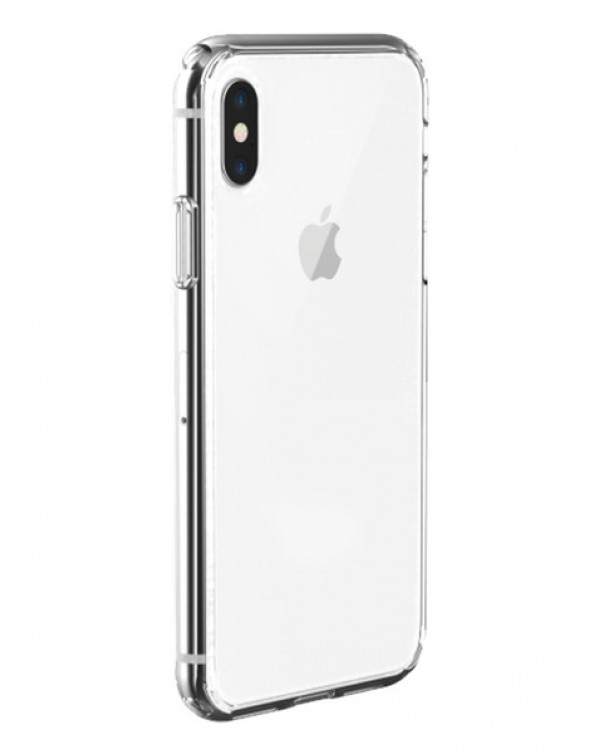 Capsul Air Crystal Case for Apple iPhone XS Max Clear