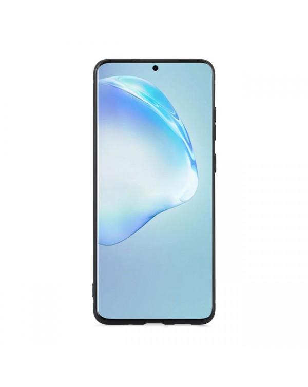 Blu Element - Gel Skin Case Black for Samsung Galaxy S20+