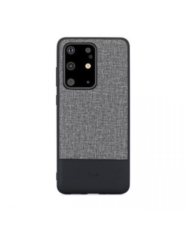 Blu Element - Chic Collection Case Gray/Black for Samsung Galaxy S20 Ultra