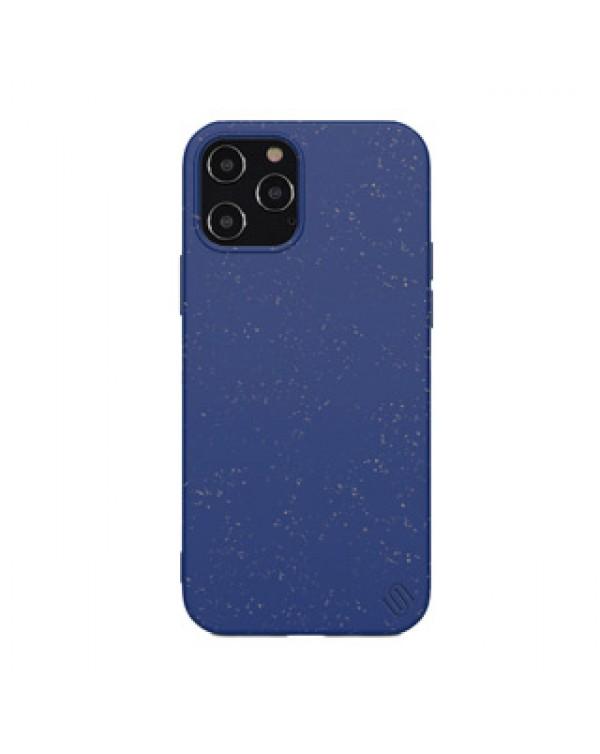 iPhone 12 Pro Max Uunique Blue Lagoon Nutrisiti Eco Back Case