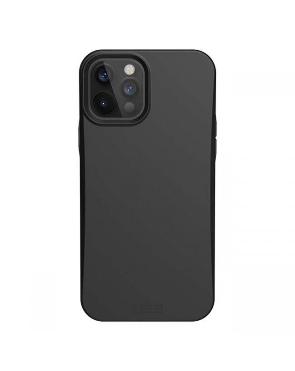 UAG - Outback Biodagradable Rugged Case Black for iPhone 12 Pro Max