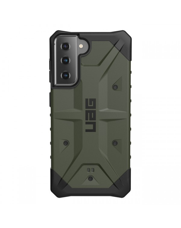 UAG - Pathfinder Rugged Case Olive for Samsung Galaxy S21 Plus