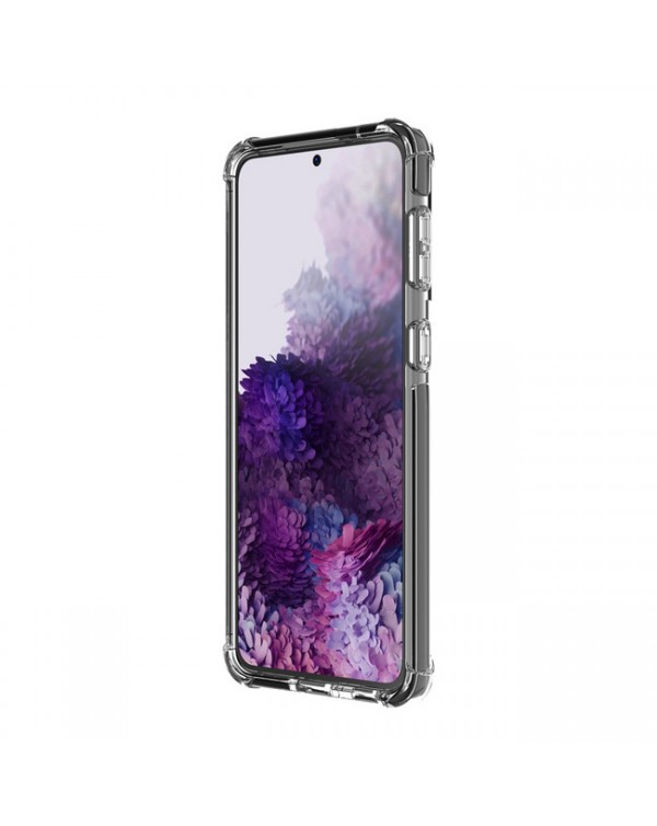 Blu Element - Antimicrobial DropZone Case Black for Samsung Galaxy S21